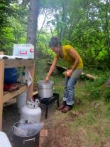 Making Chai!